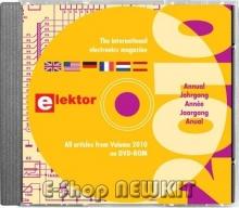 CD سالنامه مجلات الکتور سال 2010
