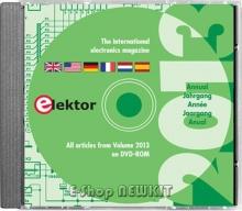 DVD سالنامه مجلات الکتور سال 2013