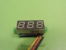 ولتمتر دیجیتال پنلی کوچک