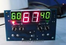 کنترل دما ، ترموستات و ترمومتر با رله