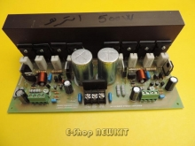 آمپلیفایر استریو تمام ترانزیستور با قدرت  800 وات RMS