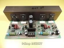 آمپلیفایر استریو تمام ترانزیستور با قدرت  400 وات RMS