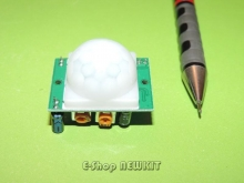 ماژول سنسور حرکت PIR