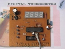 THERMO METER with AVR