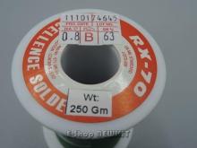 سیم لحیم (قلع) قرقره 250 گرمی