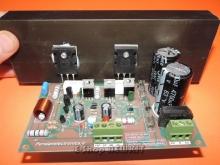 آمپلیفایر مونو تمام ترانزیستور با قدرت 250 وات RMS