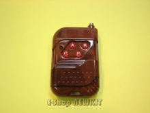 REMOTE 4 KEY Brown