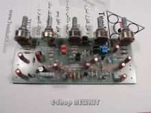 پری آمپلی فایر و تن کنترل استریو ترانزیستوری حرفه ای