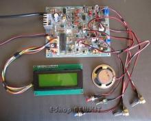فلزیاب آموزشی وایکینگ با LCD و تفکیک
