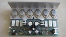 آمپلیفایر مونو تمام ترانزیستوری 200 وات RMS حرفه ای