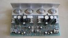 آمپلیفایر استریو تمام ترانزیستوری 120 وات RMS حرفه ای