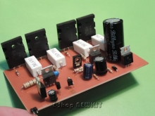 آمپلیفایر مونو تمام ترانزیستور با قدرت  800 وات PMPO