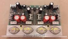 آمپلیفایر استریو تمام ترانزیستوری 180 وات RMS حرفه ای TOS