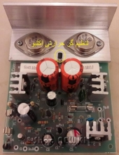 آمپلیفایر مونو تمام ترانزیستوری 150 وات RMS حرفه ای ON