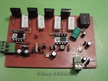 آمپلیفایر مونو با MOSFET با قدرت  1000 وات PMPO