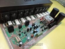 آمپلیفایر مونو تمام ترانزیستور با قدرت 1000 وات RMS جدید