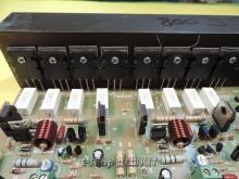 آمپلیفایر استریو تمام ترانزیستور با قدرت  800 وات RMS جدید
