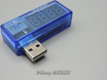 ولت متر - آمپر متر USB دیجیتال