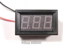AC DIGITAL PANEL METER 500V