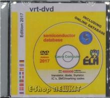 DVD مشخصات و معادلات کلیه نیمه هادیها  VRT-DVD 2017