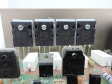 آمپلیفایر مونو تمام ترانزیستور با قدرت  400 وات RMS
