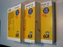 جدول معادلات و مشخصات نیمه هادیها 3 جلدی  VRT 2011/2012