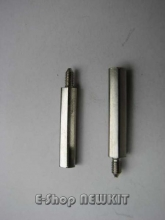 SPACER  فلزی  25 میلی متری ( 10 عدد )
