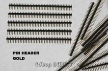 پین هدر 40 پایه مستقیم ( 5 شاخه )