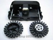 گیربکس خارجی با موتور + 4 چرخ