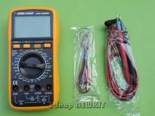 مولتی متر دیجیتالی  + VC9808